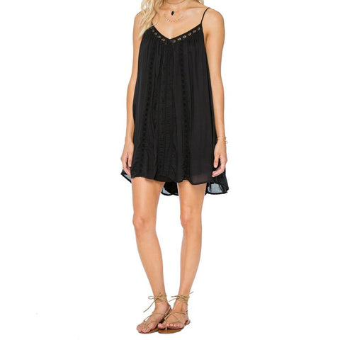 Amuse Society Lexa Womens Sun Dresses