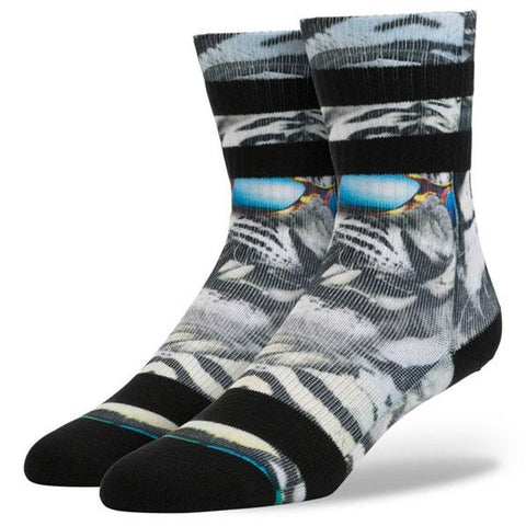 STANCE KOOL KAT BOYS IN LITTLE BOYS 7+ SOCKS - KIDS SOCKS - SOCKS