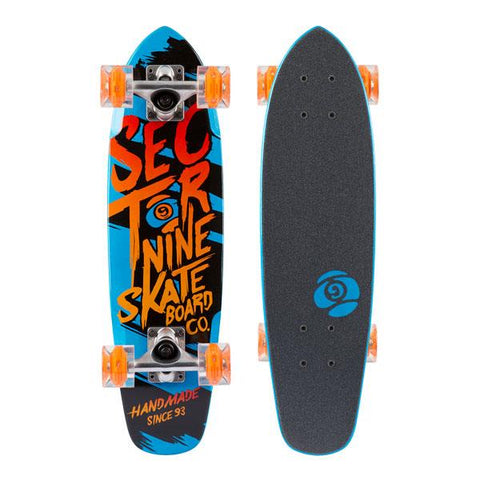 Sector9 Steady Glo Wheele Complete Longboards