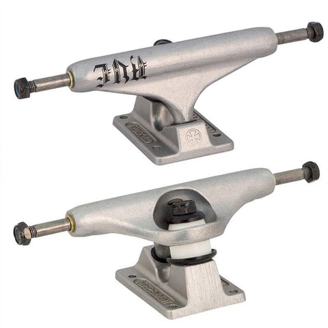 Independent STG 11 AVE Clear High Skate Trucks