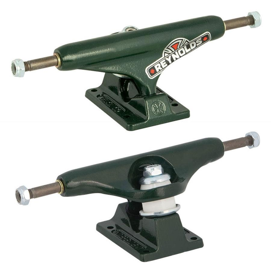 INDEPENDENT STG 11 REYNOLDS HOLLOW HIGH IN SKATEBOARD TRUCKS - SKATE TRUCKS