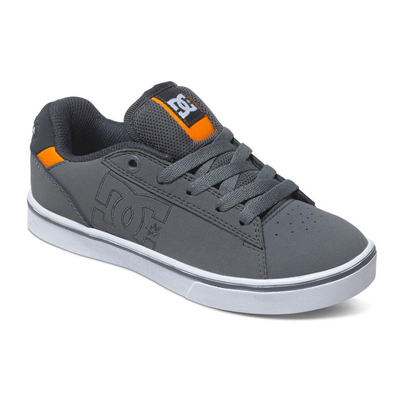 DC NOTCH BOYS SHOES IN SHOES YOUTH BOYS SKATE SHOES - KIS SKATE SHOES - KIDS SHOES
