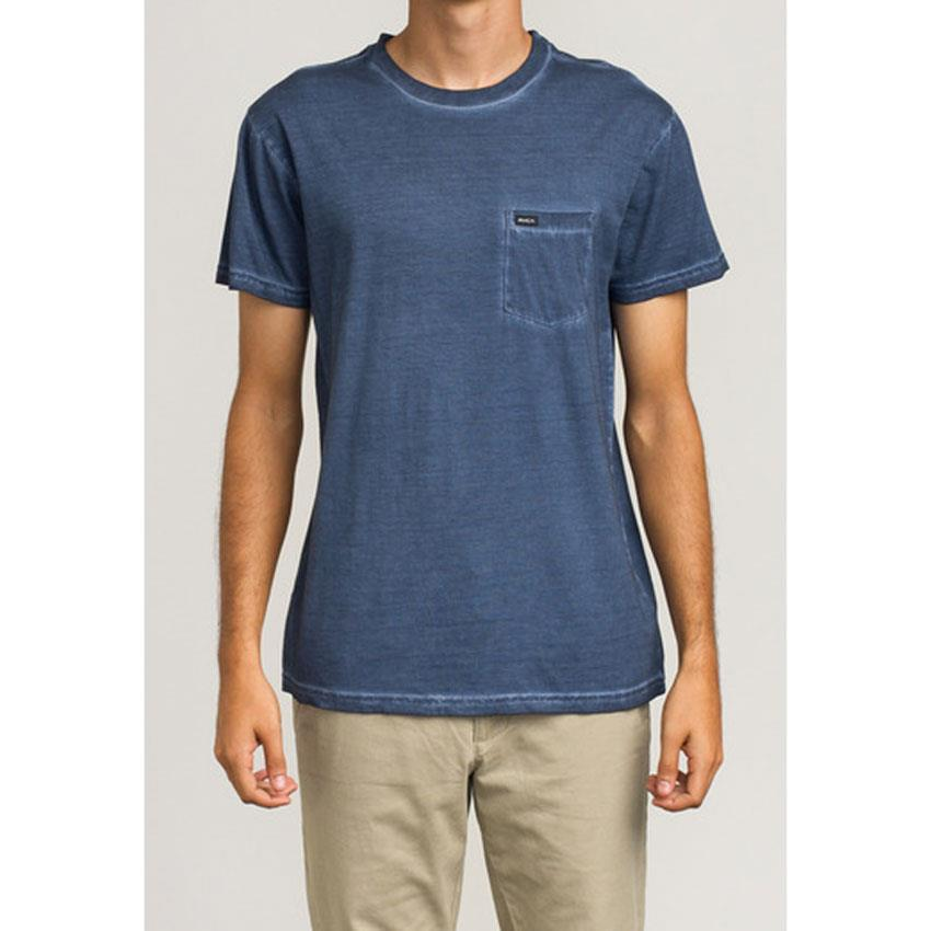 RVCA COLD CALL SHORT SLEEVE TEE IN MENS CLOTHING S/S T-SHIRTS - MENS T-SHIRTS SHORT SLEEVE - T-SHIRTS