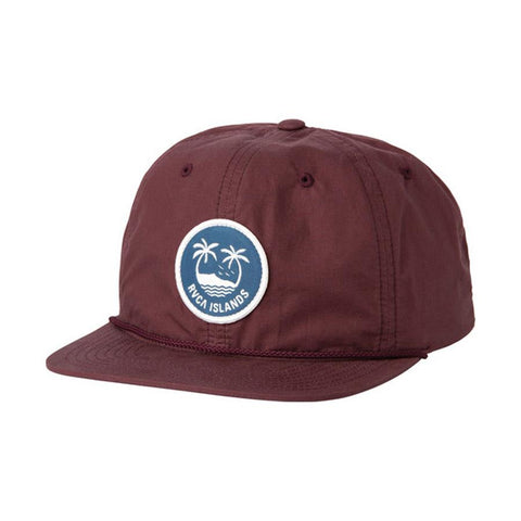 RVCA Island Six Panel Mens Hats