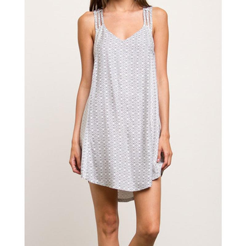 RVCA MARIS DRESS IN WOMENS CLOTHING DRESSES - CASUAL DRESSES - DRESSES