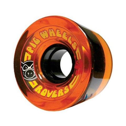 PIG ROVER SOFTIE 78A IN SKATEBOARD WHEELS - SKATE WHEELS