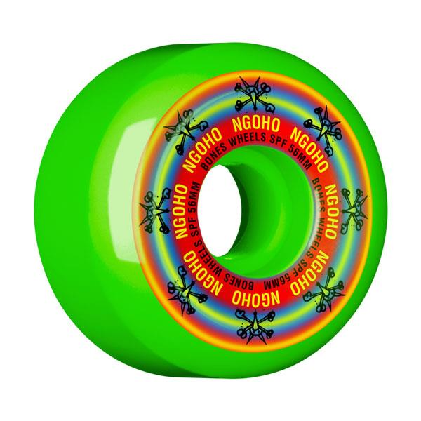 BONES WHEELS NGOHO PRIDE 104A IN SKATEBOARD WHEELS - SKATE WHEELS