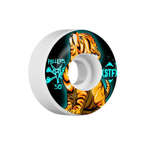 BONES WHEELS FELLER ROAR 103A IN SKATEBOARD WHEELS - SKATE WHEELS
