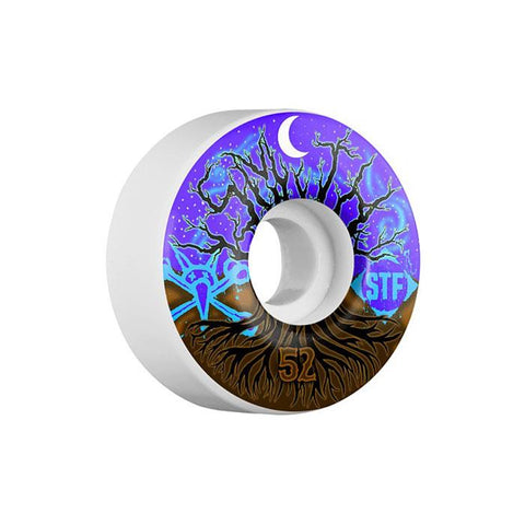 BONES WHEELS SMITH MANDALAS 103A IN SKATEBOARD WHEELS - SKATE WHEELS