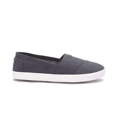 Toms Brushed Nylon Avalon Womens Slip On Shoes
