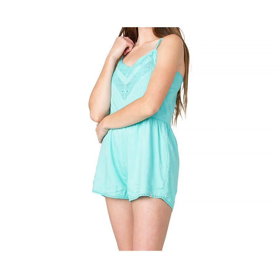 ELEMENT GOLDEN ROMPER IN WOMENS CLOTHING ROMPERS - ROMPERS - DRESSES
