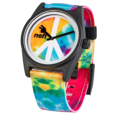 Neff Daily Woven Nylon Strap Mens Watches