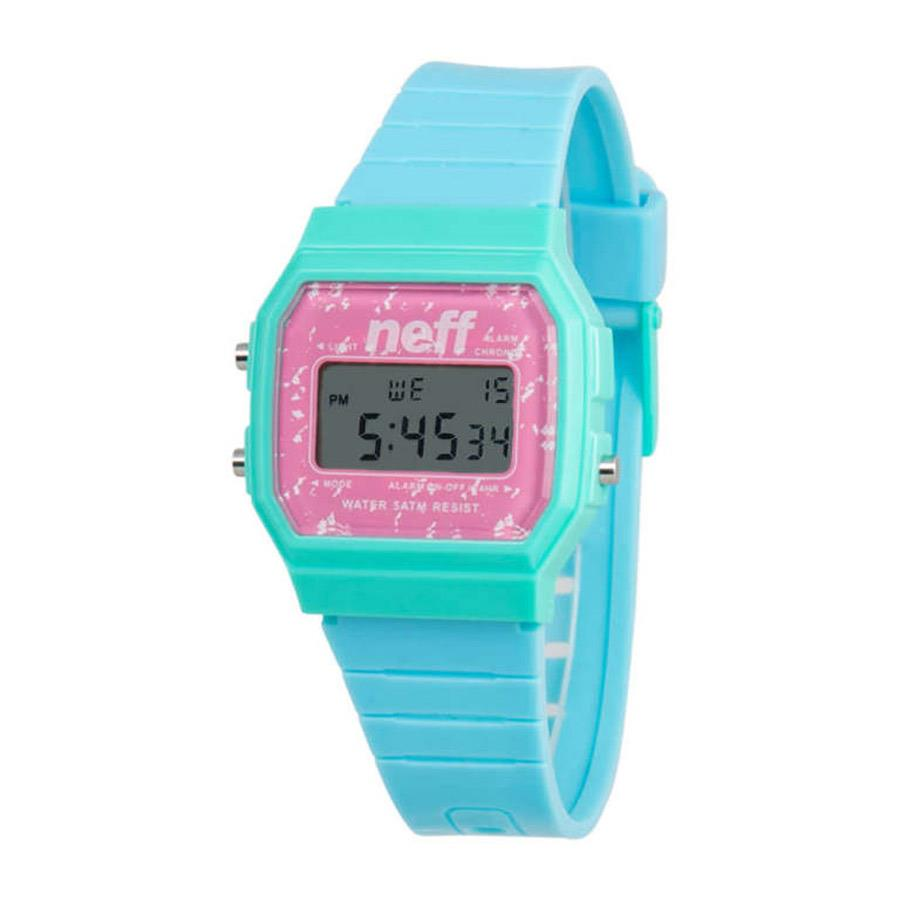 Neff Flava Rubber Strap Mens Watches
