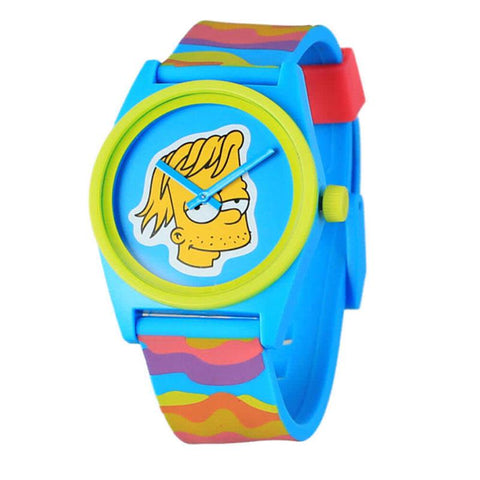 Neff Whatever Daily Rubber Strap Mens Watches