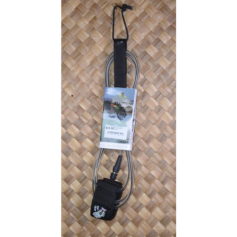 BLUE PLANET DELUXE LEASH 10' IN STAND UP PADDLE BOARDS LEASHES - LEASHES