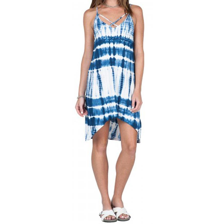 VOLCOM PAINTBOX DRESS IN WOMENS CLOTHING DRESSES - CASUAL DRESSES - DRESSES