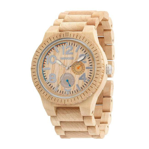 Wewood Kardo Wood Strap Mens Watches