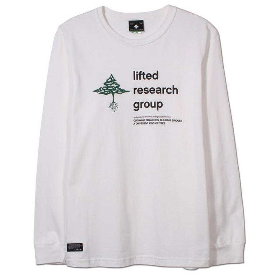 LRG THE OLD TREE LONG SLEEVE TEE IN MENS CLOTHING L/S T-SHIRTS - MENS T-SHIRTS LONG SLEEVE - T-SHIRTS