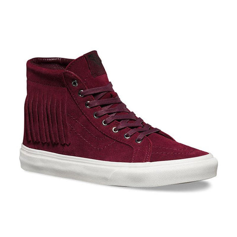Vans Sk8 HI Mock Suede Womens High Tops