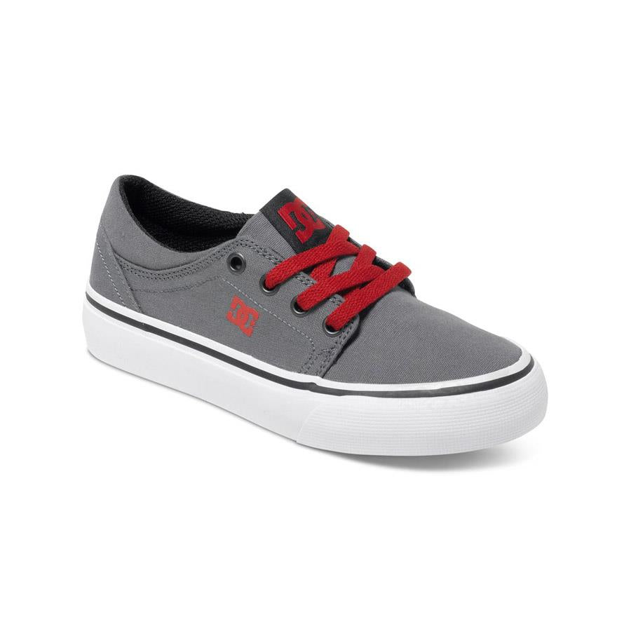 DC TRASE TX YOUTH IN SHOES YOUTH BOYS SKATE SHOES - KIDS SKATE SHOES - KIDS SHOES