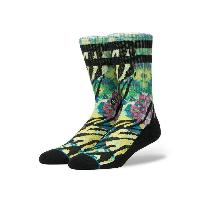 STANCE TIGER LILY SOCKS IN MENS CLOTHING SOCKS - MENS SOCKS - SOCKS