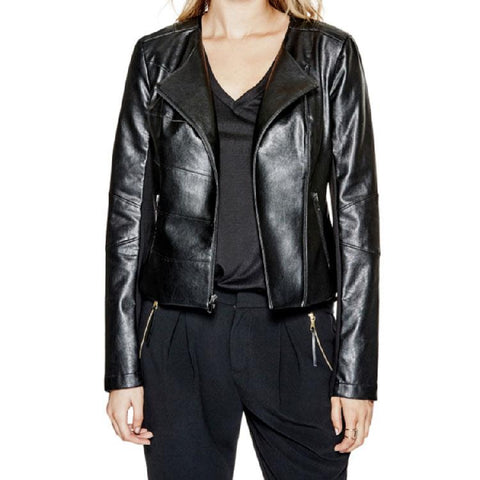 Guess LS Cropped Shaun Womens Casual Jackets