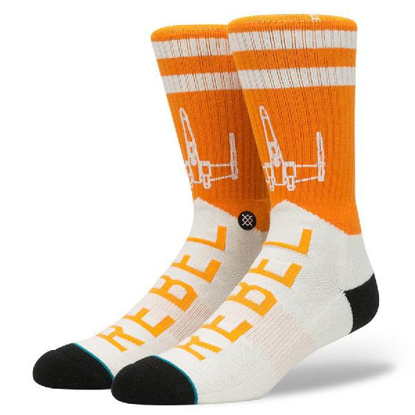 STANCE STAR WARS VARSITY REBEL SOCKS IN MENS CLOTHING SOCKS - MENS SOCKS - SOCKS
