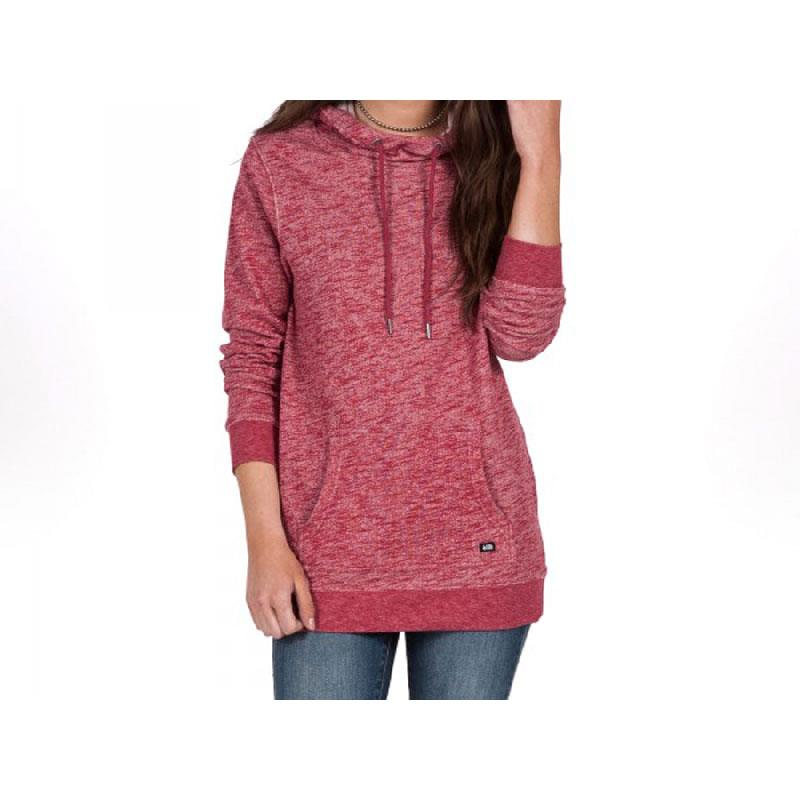 VOLCOM OFF DUTY PULLOVER IN WOMENS CLOTHING HOODIES - WOMENS PULLOVER HOODIES - SWEATSHIRTS