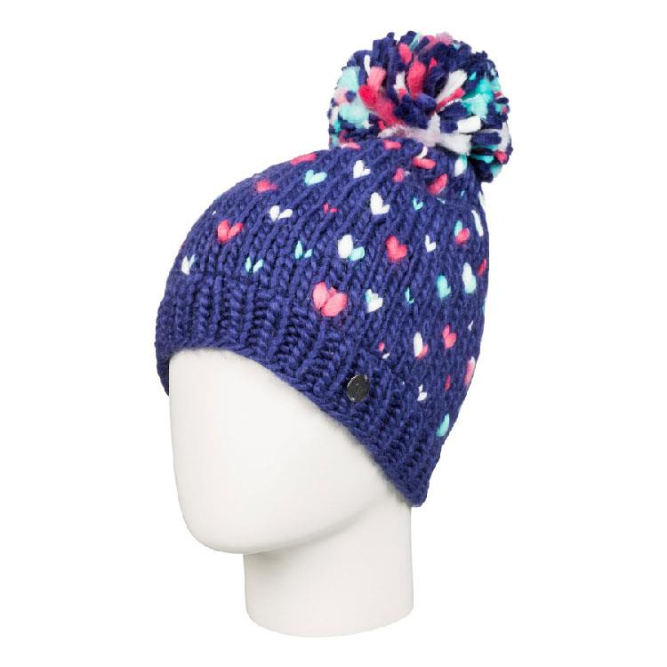 ROXY DENA GIRL BEANIE IN GIRLS 7+ CLOTHING TOQUES - YOUTH TOQUES - TOQUES AND BEANIES