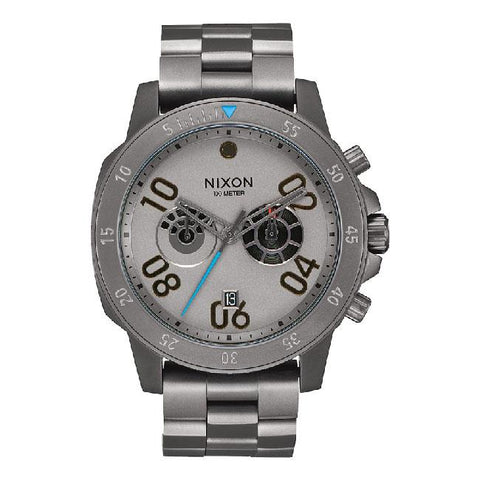 Nixon Ranger Chrono Millenium Falcon Metal Star Wars Mens Watches