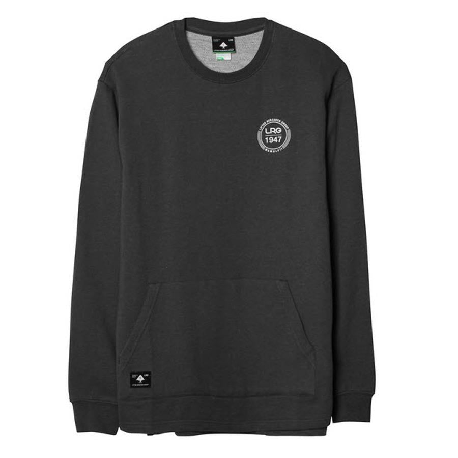 LRG 1947 CREWNECK POUCH SWEATSHIRT IN MENS CLOTHING CREWNECK FLEECE - MENS CREW SWEATSHIRTS - MENS SWEATSHIRTS