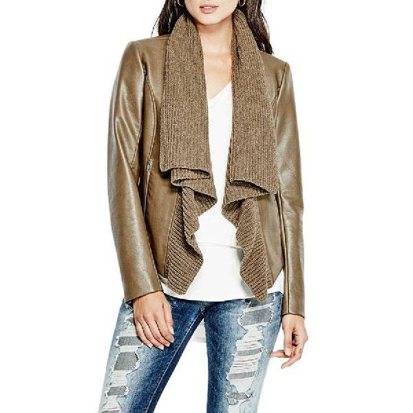Guess Aileen Womens Casual Jackets