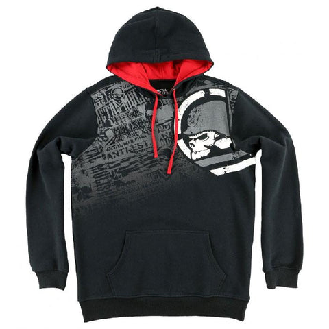 Metal Mulisha Decay Mens Pullover Hoodies