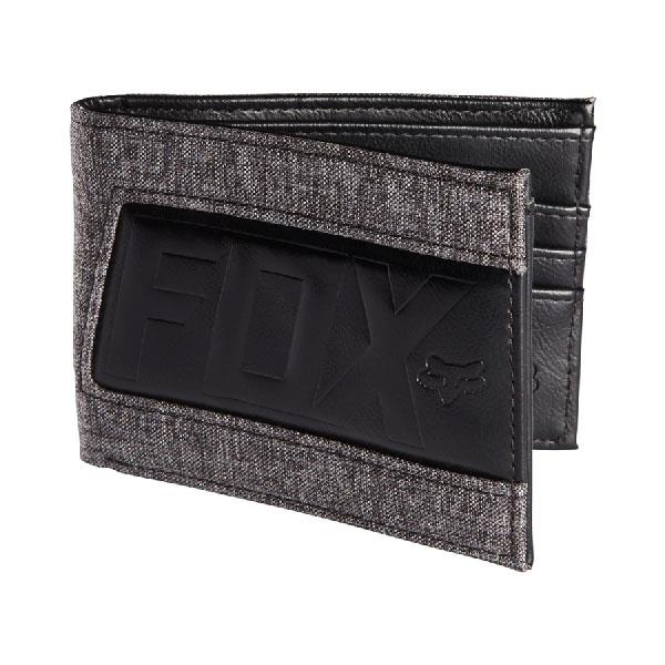 FOX HAZED WALLET IN MENS ACCESSORIES WALLETS - MENS WALLETS - PURSES AND WALLETS