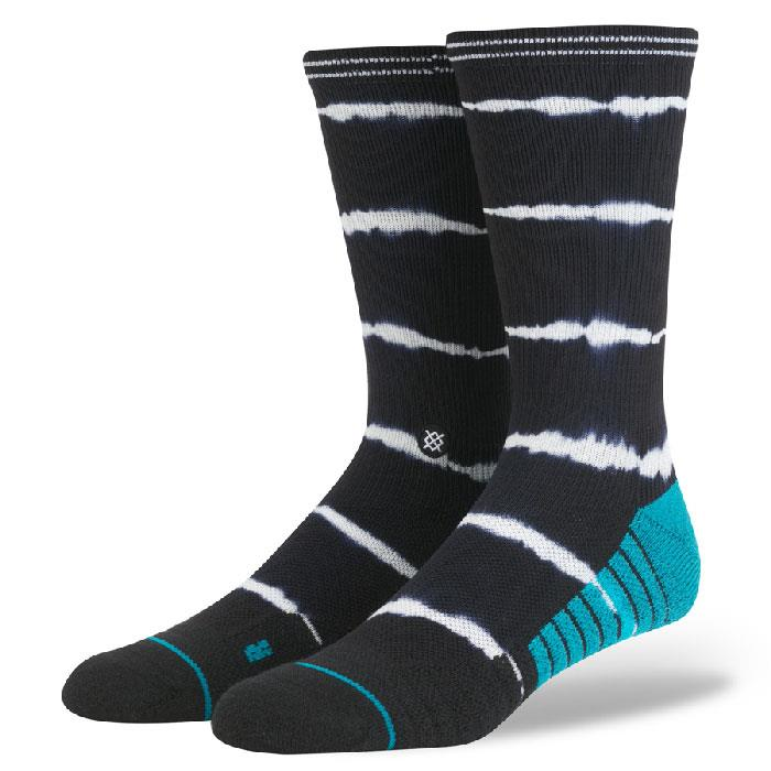 STANCE RICHTER ATHLETIC SOCKS IN MENS CLOTHING SOCKS - MENS SOCKS - SOCKS