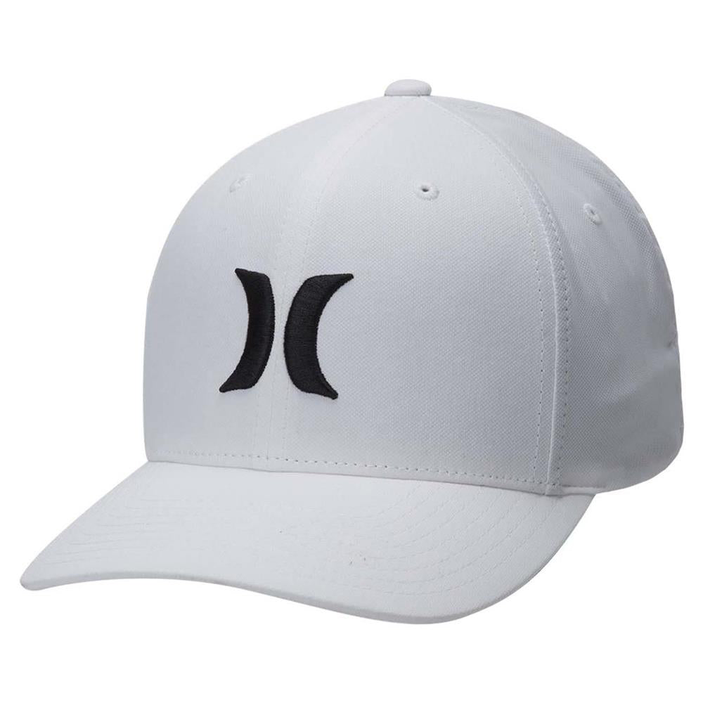 892025-103, white/black, hurley, Dri-Fit One and Only Hat, Mens Hats, Spring 2020