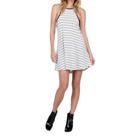 Volcom Lived In Tank Womens Casual Dresses