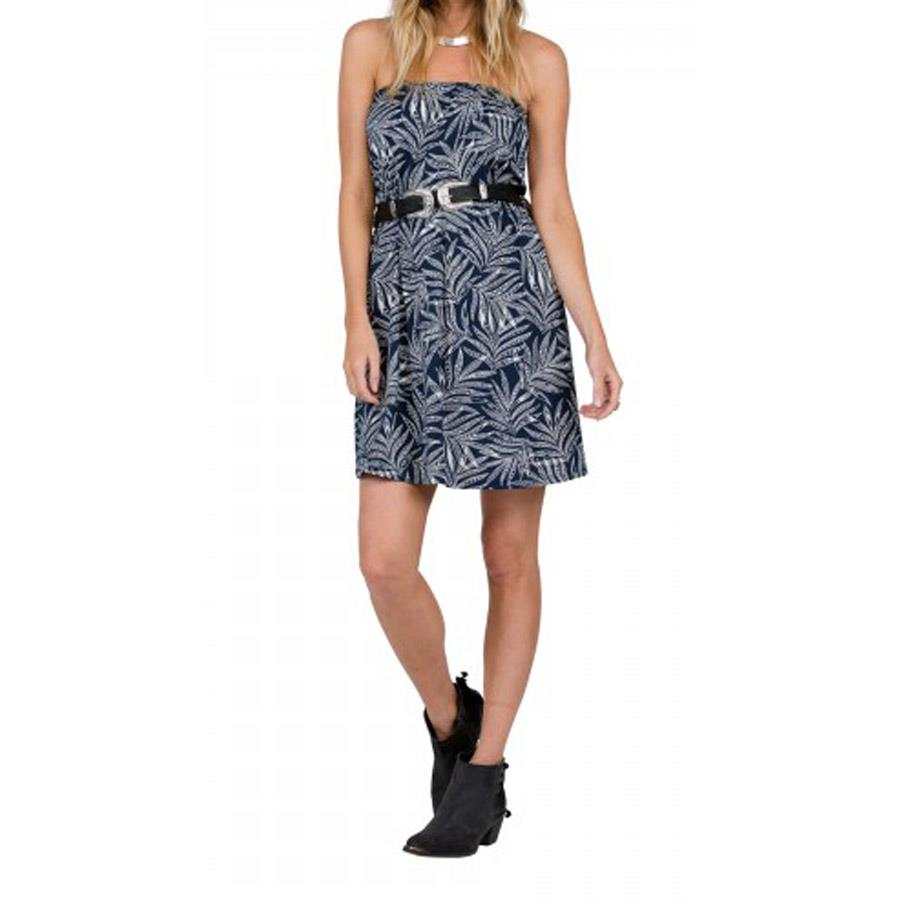 VOLCOM AVALAUNCH IT DRESS IN WOMENS CLOTHING DRESSES - CASUAL DRESSES - DRESSES