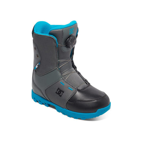 DC Scout Youth Kids Boa Boots