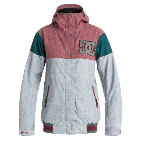 DC DCLA Womens Insulated Jackets