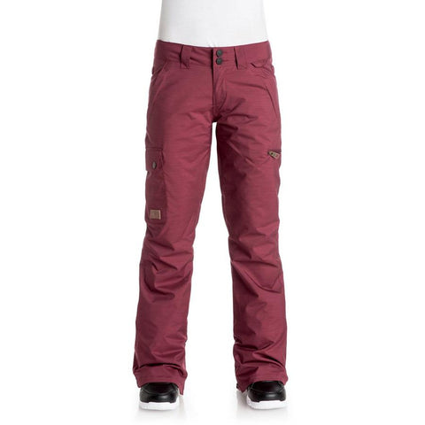 DC Recruit Womens Snowboard Pants 2017