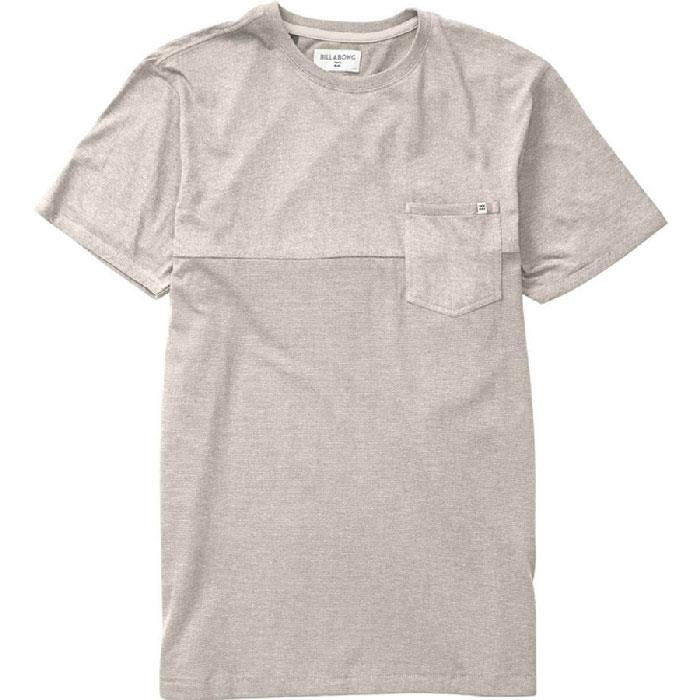 BILLABONG DOVER SHORT SLEEVE CREW TEE IN MENS CLOTHING S/S T-SHIRTS - MENS T-SHIRTS SHORT SLEEVE - T-SHIRTS