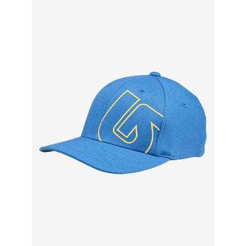 BURTON BOYS SLIDESTYLE FLEXFIT HAT IN BOYS 7+ CLOTHING HATS - YOUTH HATS - HEADWEAR