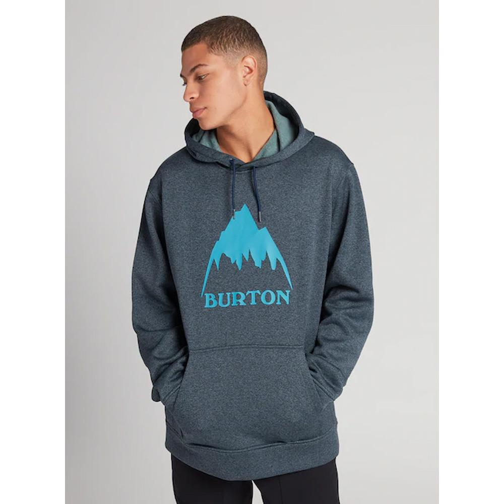 Burton Oak Mens PO Hoodies