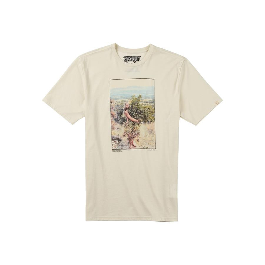 BURTON HARVEST SHORT SLEEVE TEE IN MENS CLOTHING S/S T-SHIRTS - MENS T-SHIRTS SHORT SLEEVE - T-SHIRTS