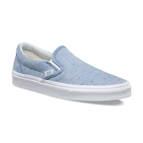Vans Classic Slip On Speckle Jersey Womens Shoes