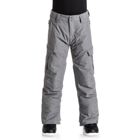 Quicksilver Porter Boys Snowboard Pants
