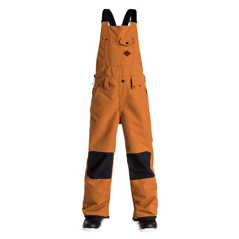 Quicksilver Found Boys Snow Bib Pants