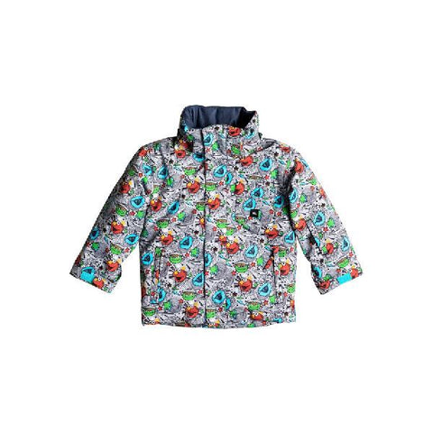 Quicksilver Little Mission Boys Snowboard Jackets