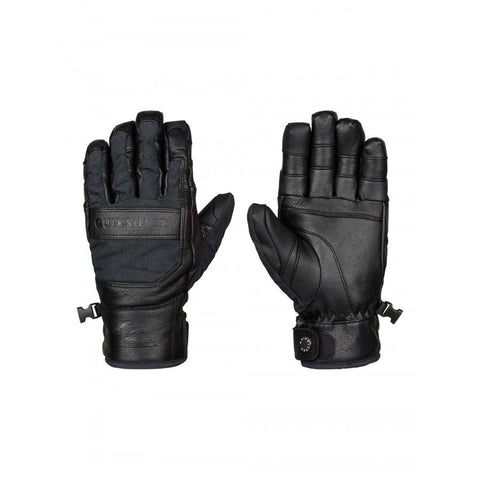 Quicksilver Wildcat Mens Leather Gloves